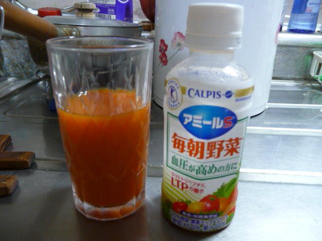 アミールS毎朝野菜は野菜ジュースと血圧を下げるラクト ...